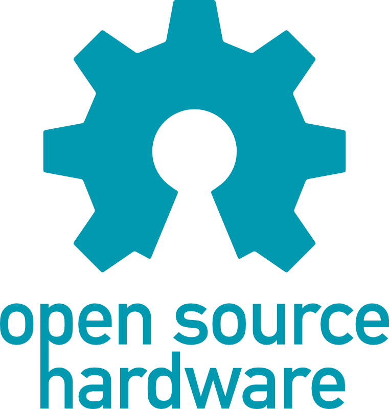 Open Source Hardware Logo (800px) No Release Symbols