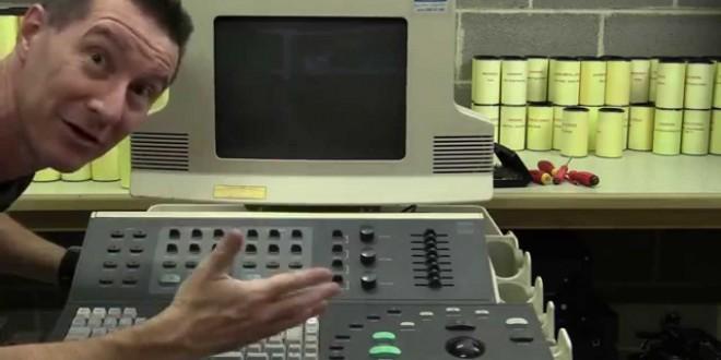 atl ultrasound machine