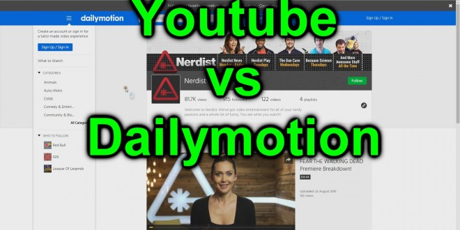 eevBLAB #12 – Dailymotion vs Youtube CPM Revenue