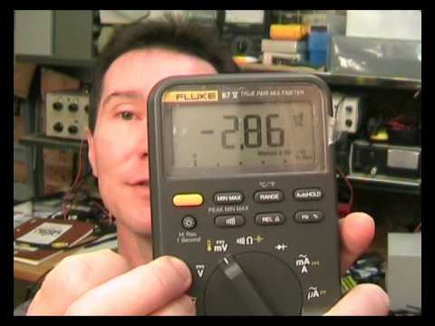EEVblog #10 Part 2 of 2 – Fluke 87V Multimeter review