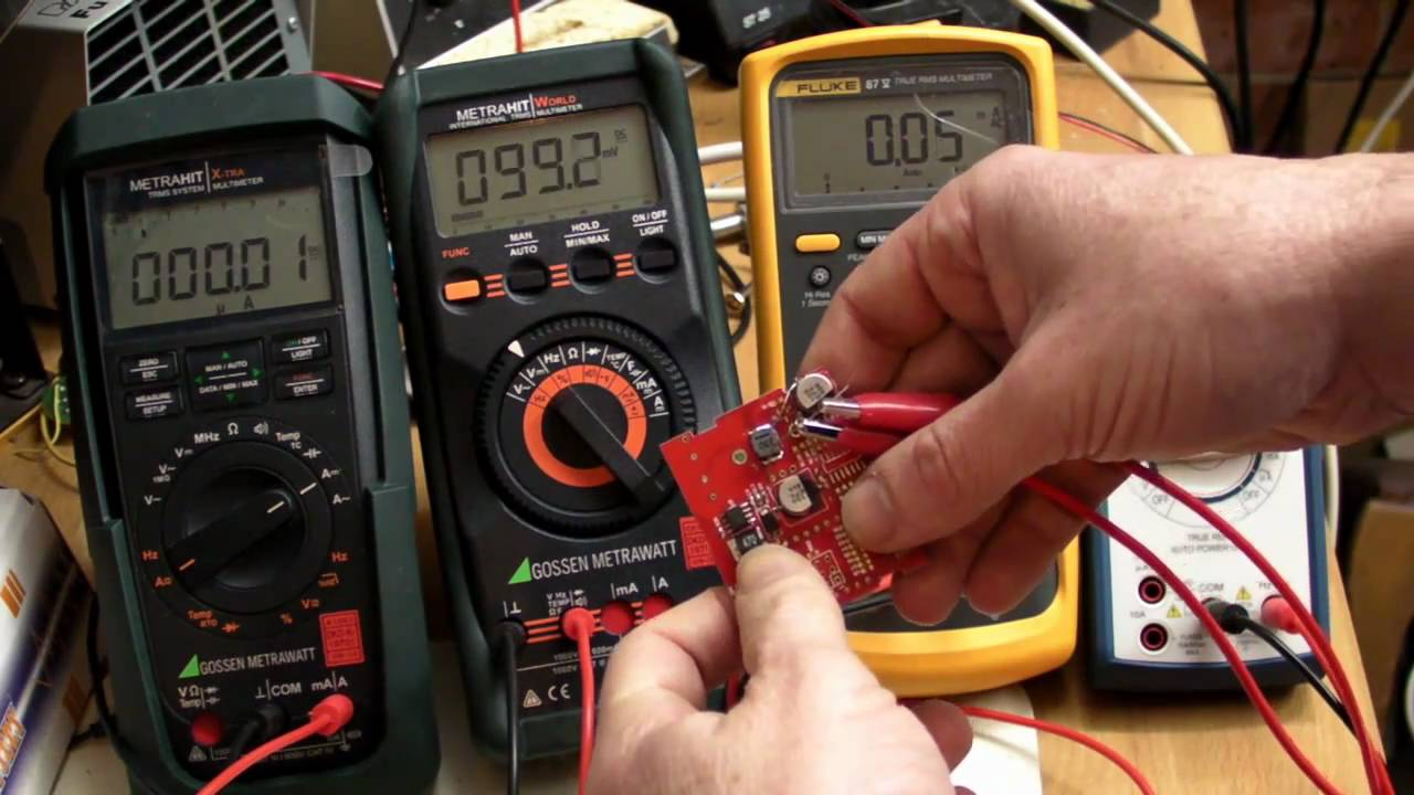 EEVblog #110 – Let's Design a DC to DC Switchmode Converter