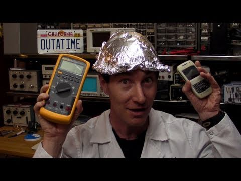 EEVblog #112 – GSM vs The Fluke 87V Multimeter