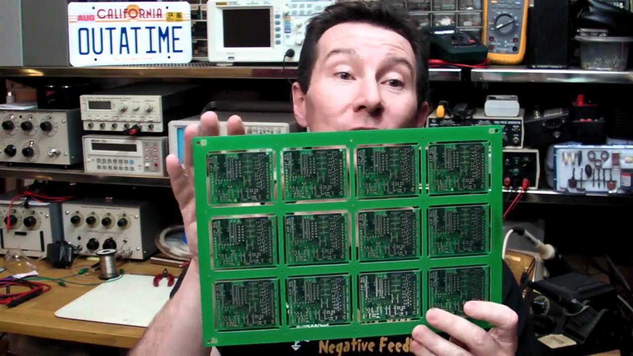 EEVblog #127 – PCB Design For Manufacture Tutorial
