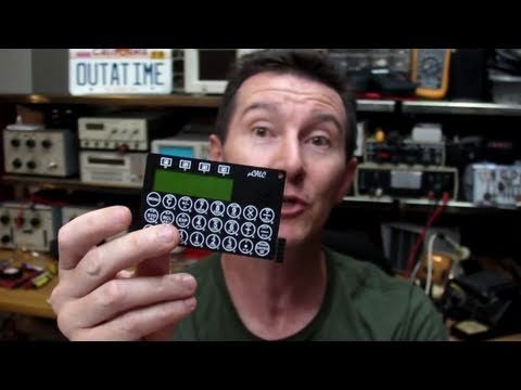 EEVblog #130 – The µCalc Credit Card Scientific Calculator / Computer