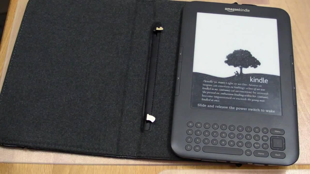 EEVblog #135 – Kindle Case Mythbusting