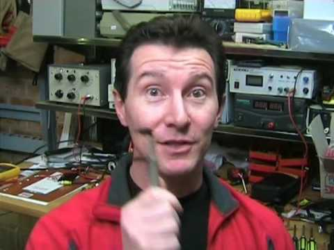 EEVblog #14 – An unusual Oscilloscope phenomenon!