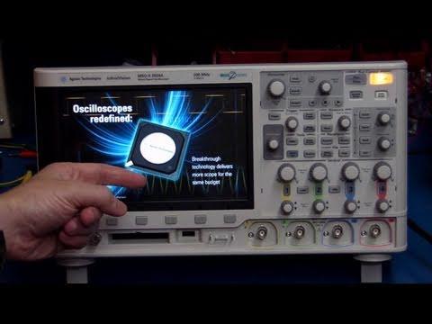 EEVblog #143 – Agilent 2000 X Series Infiniivision Oscilloscope Review