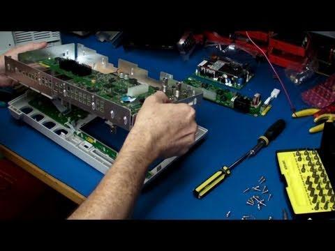 EEVblog #144 – Agilent 2000 X Series Infiniivision Oscilloscope Teardown