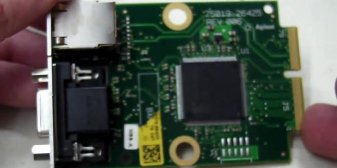 EEVblog #145 – Agilent LAN/VGA Module Teardown