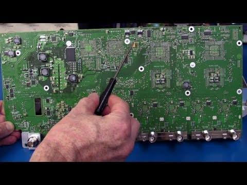 EEVblog #148 – Agilent 3000 X Series Infiniivision Oscilloscope Teardown