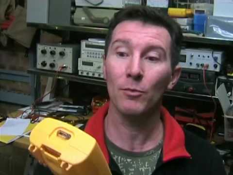 EEVblog #15 Part 1 of 2 – Fluke 189/289 Multimeter Review