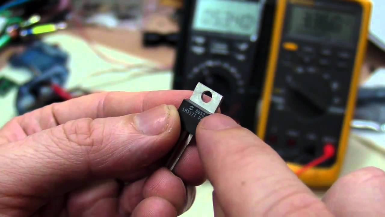 EEVblog #158 – AVR ISP MK2 + LM317 Regulator Tutorial