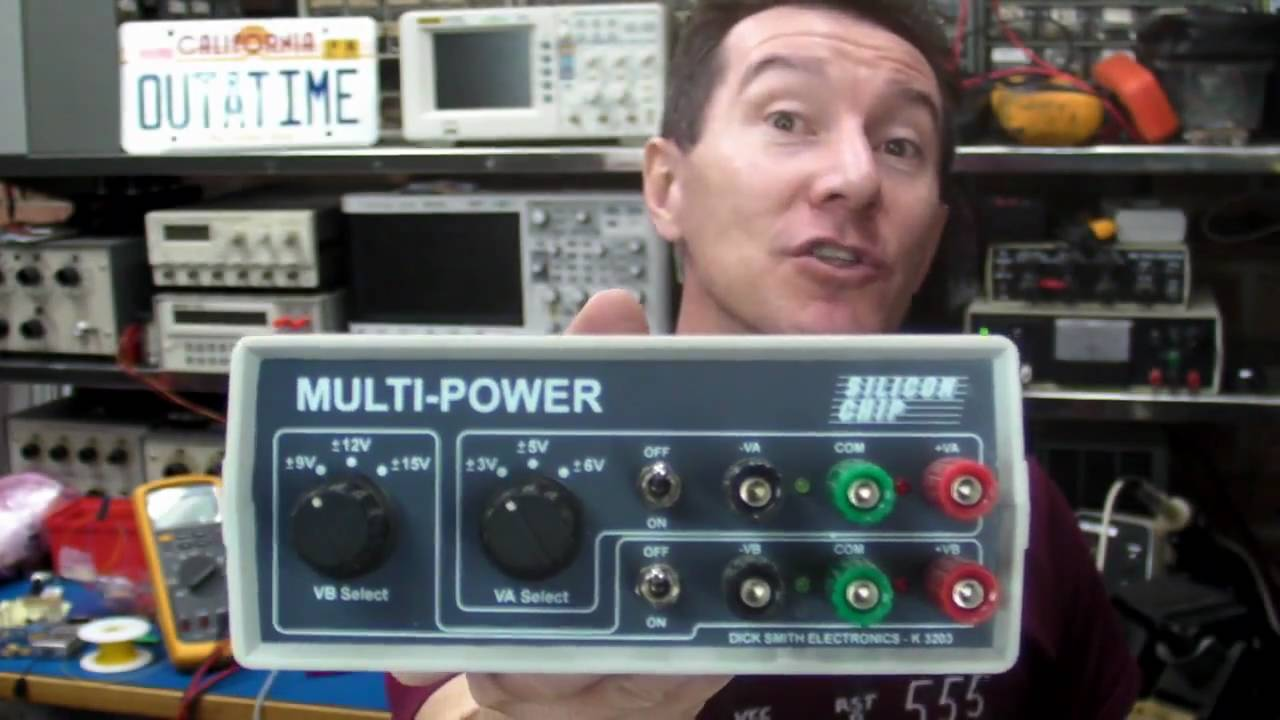 EEVblog #168 – How To Set Up An Electronics Lab