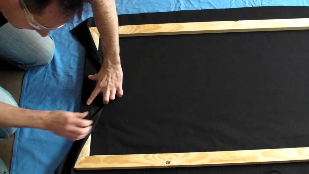 EEVblog #172 – DIY Acoustic Sound Panels