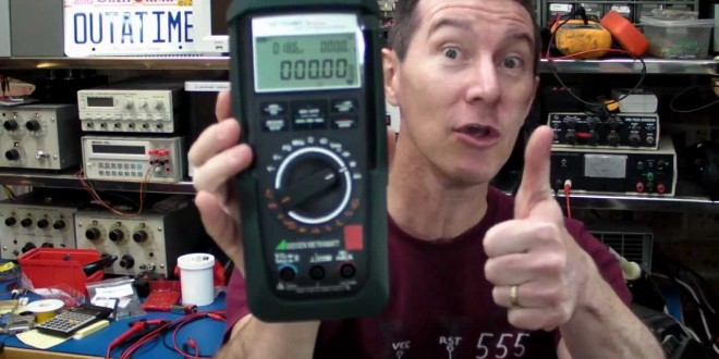 EEVblog #173 – Gossen Metrahit Energy Multimeter Teardown