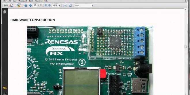 EEVblog #174 – Renesas RX Design Contest Winners