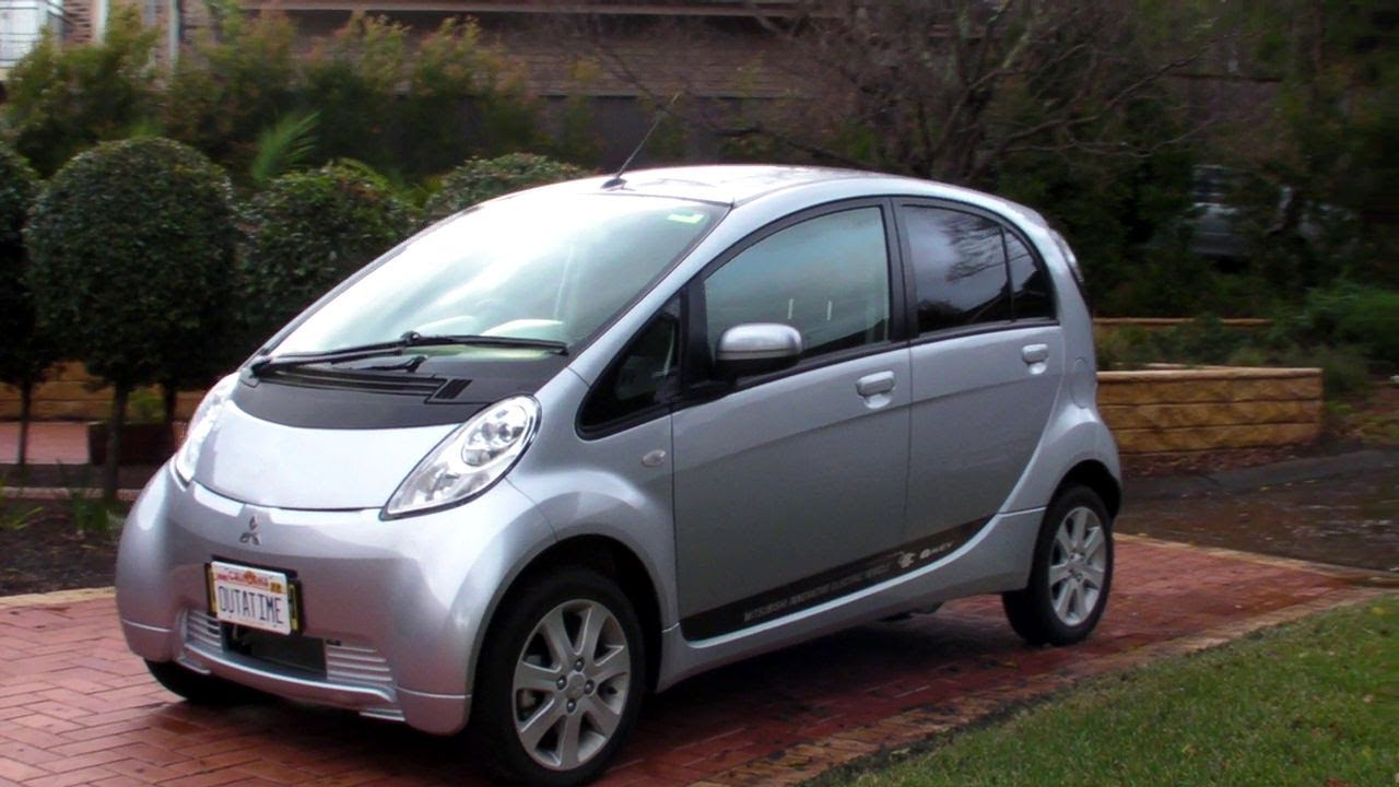 EEVblog #179 – Mitsubishi iMiEV Electric Car Test Drive