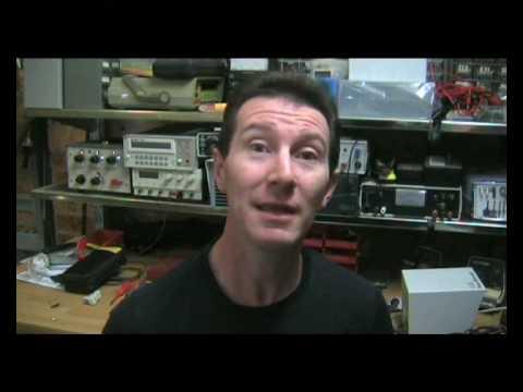 EEVBlog #2 – Burden Voltage and HP Multimeter Review