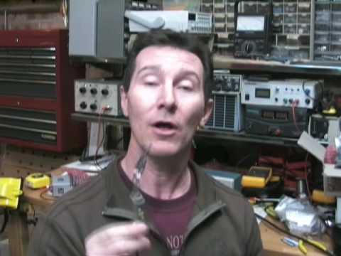 EEVblog #20 – The unusual oscilloscope phenomenon