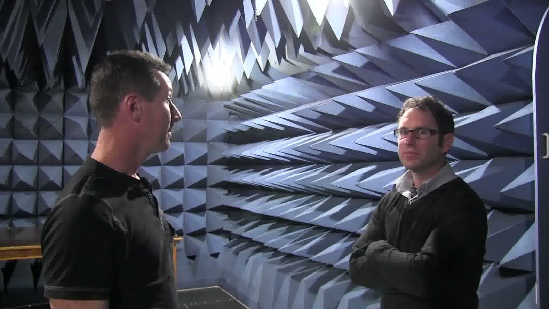 EEVblog #202 – EMC RF Anechoic Test Facility Tour