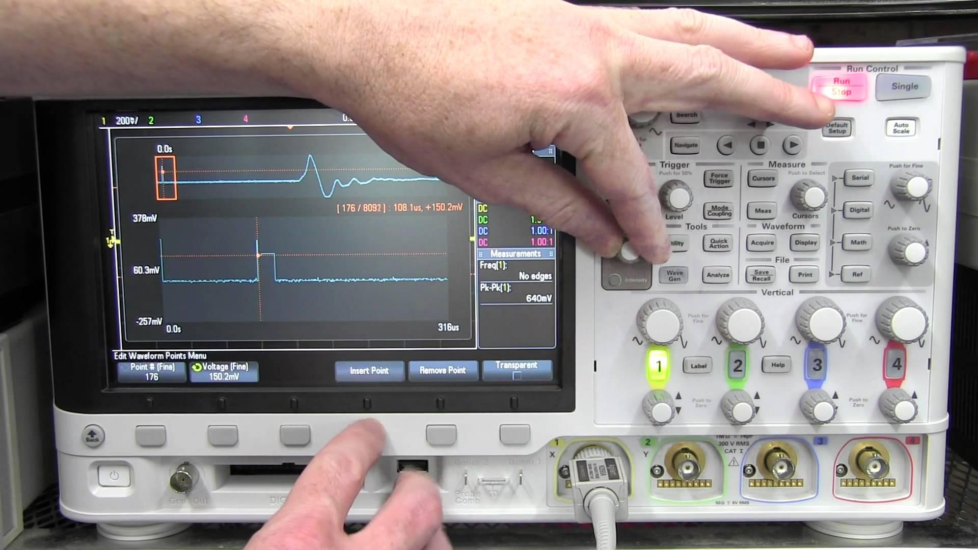 EEVblog #209 – New Agilent 3000X Oscilloscope Firmware