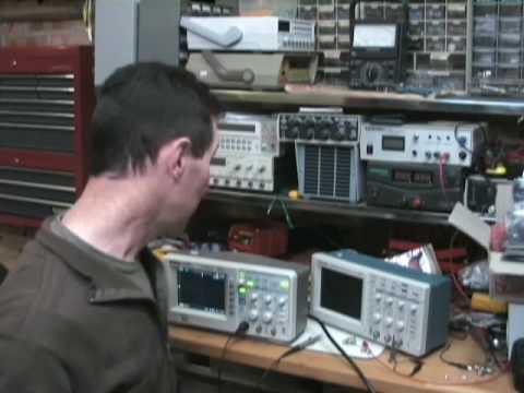 EEVblog #21 – The Unusual Oscilloscope Phenomenon(3)