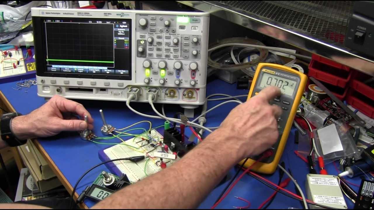EEVblog #224 – Lab Power Supply Design – Part 3