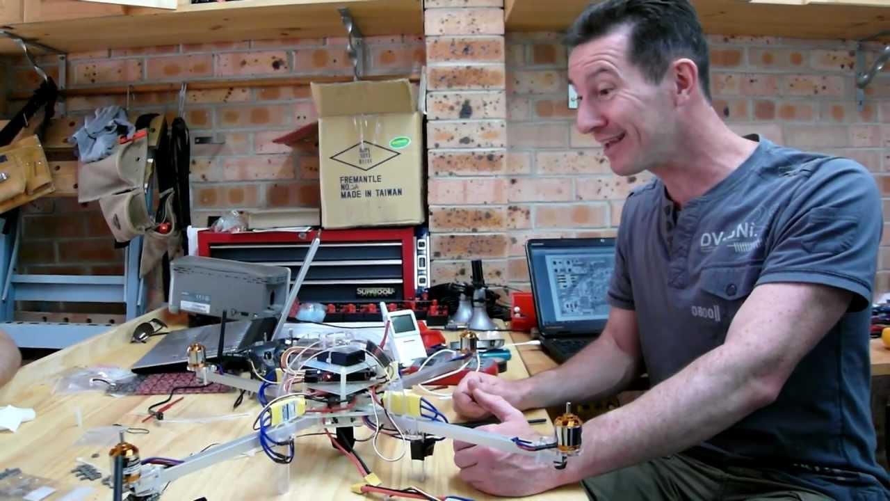 EEVblog #230 – ArduCopter ArduPilot Troubleshooting