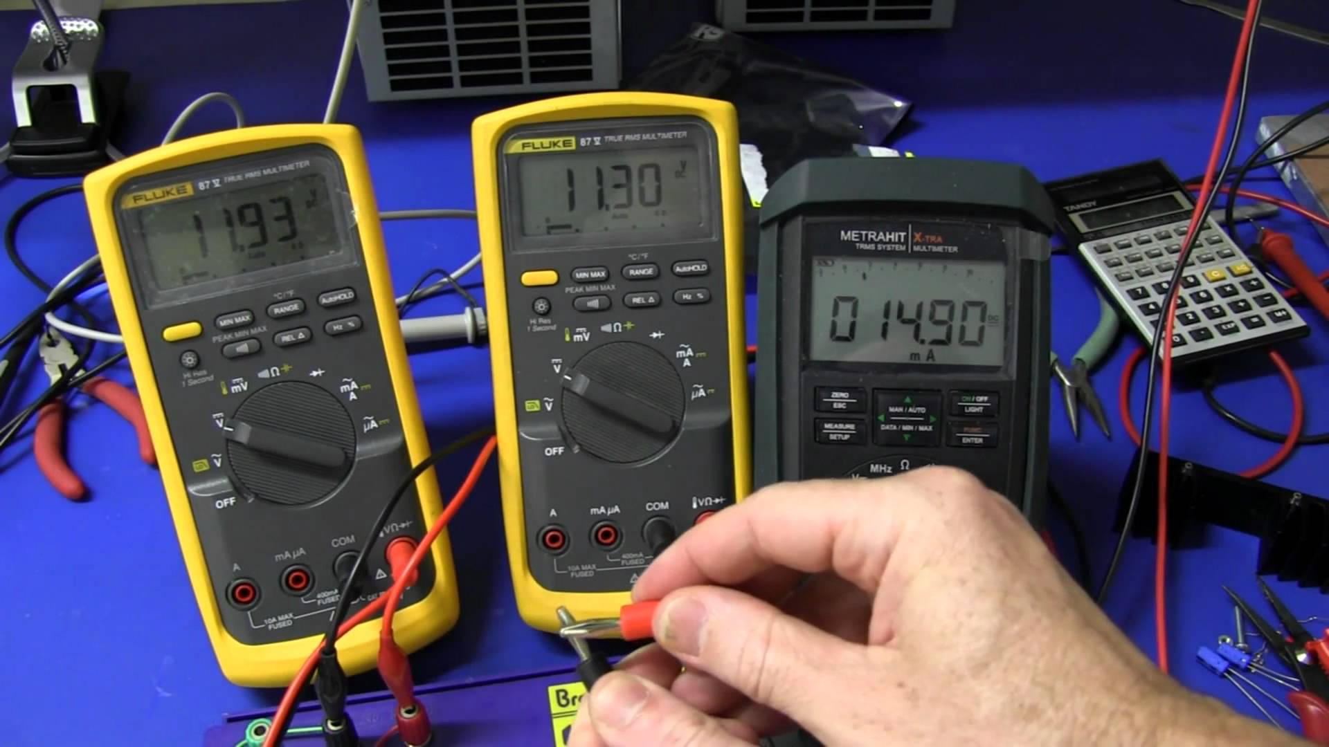 EEVblog #233 – Lab Power Supply Design Part 6 – LT3080 Testing
