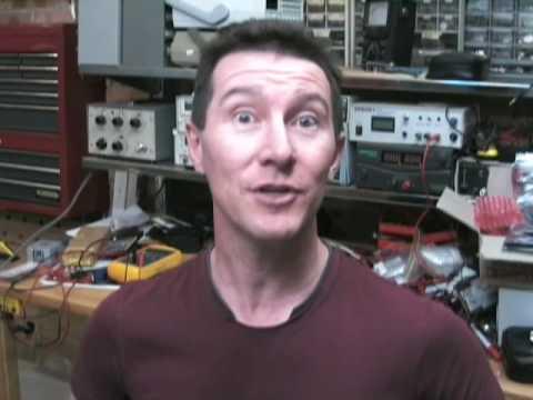EEVblog #25 – The Infinite Resistor Puzzle