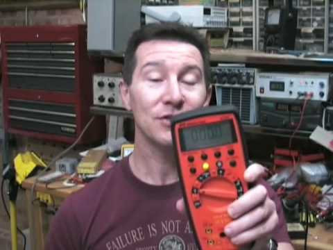 EEVblog #26 – Multimeter Counts, Accuracy, Resolution & Calibration