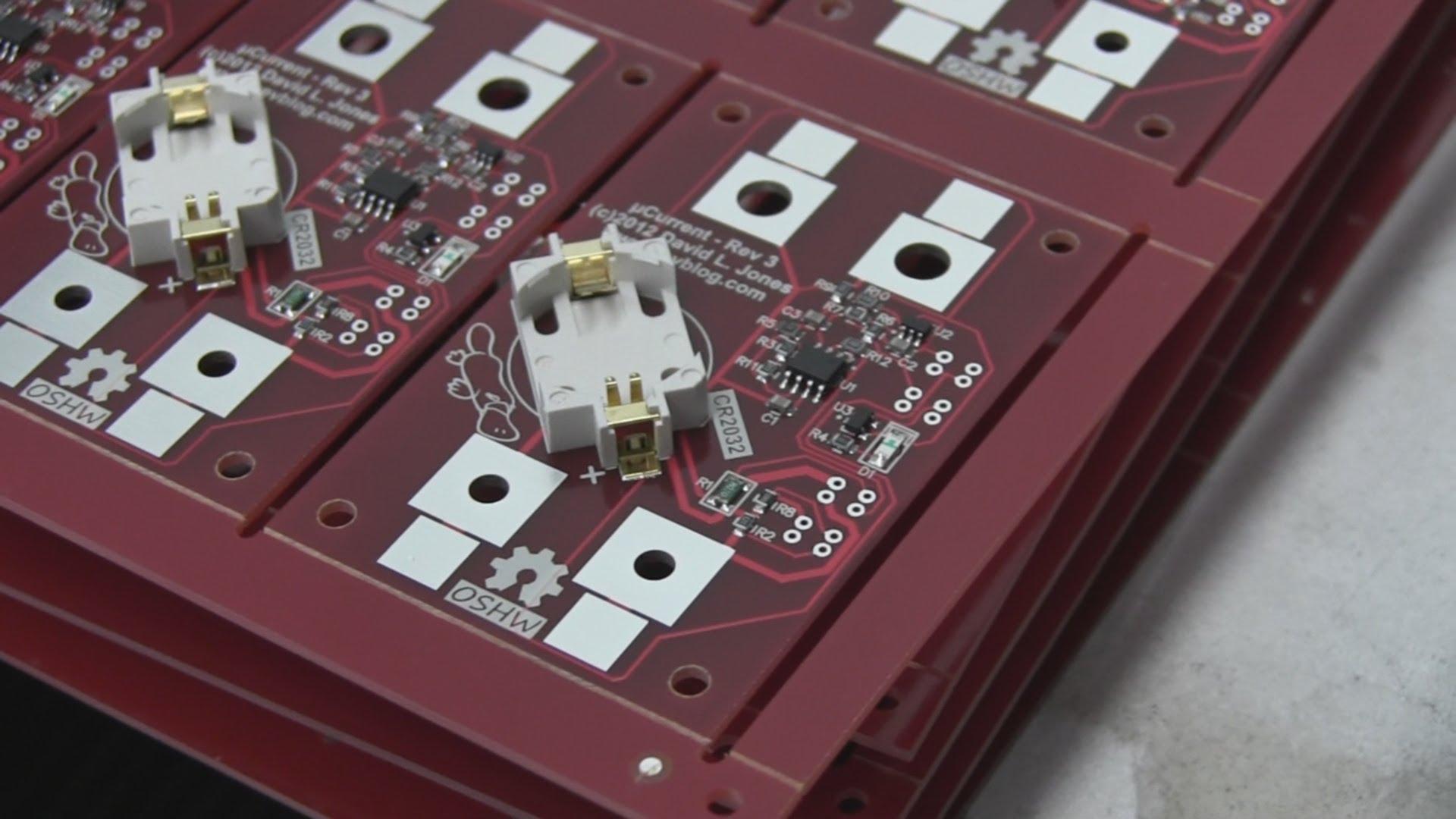 EEVblog #264 – PCB Pick & Place Assembly