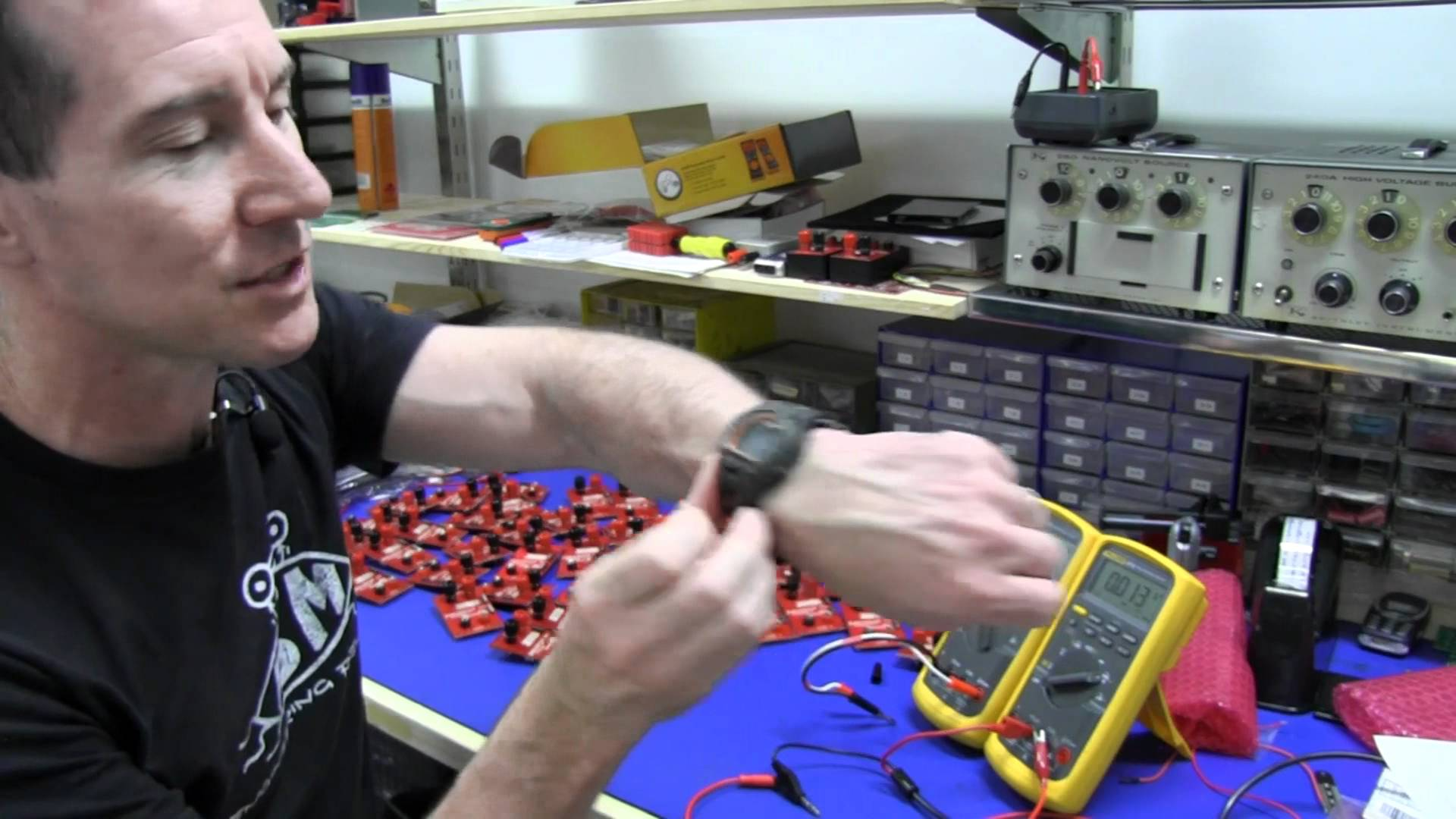 EEVblog #270 – µCurrent Test Jig