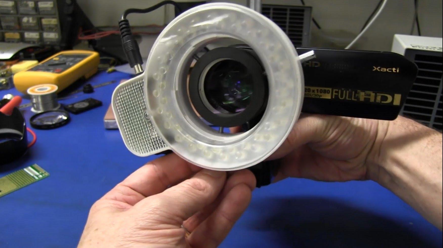 EEVblog #282 – DIY Video Soldering Microscope