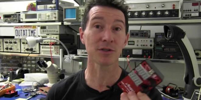 EEVblog #298 – Dave's Decade Digit Display – USB Supply Part 3