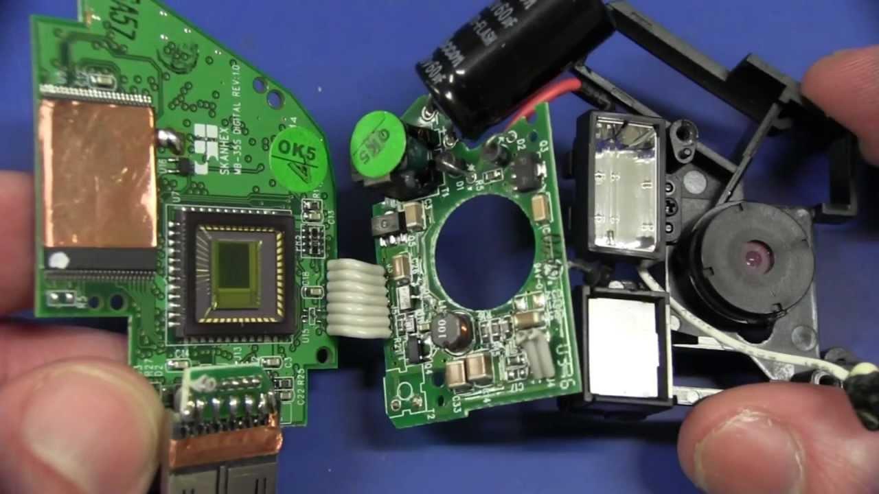 EEVblog #299 – Retro Phone Camera Teardown