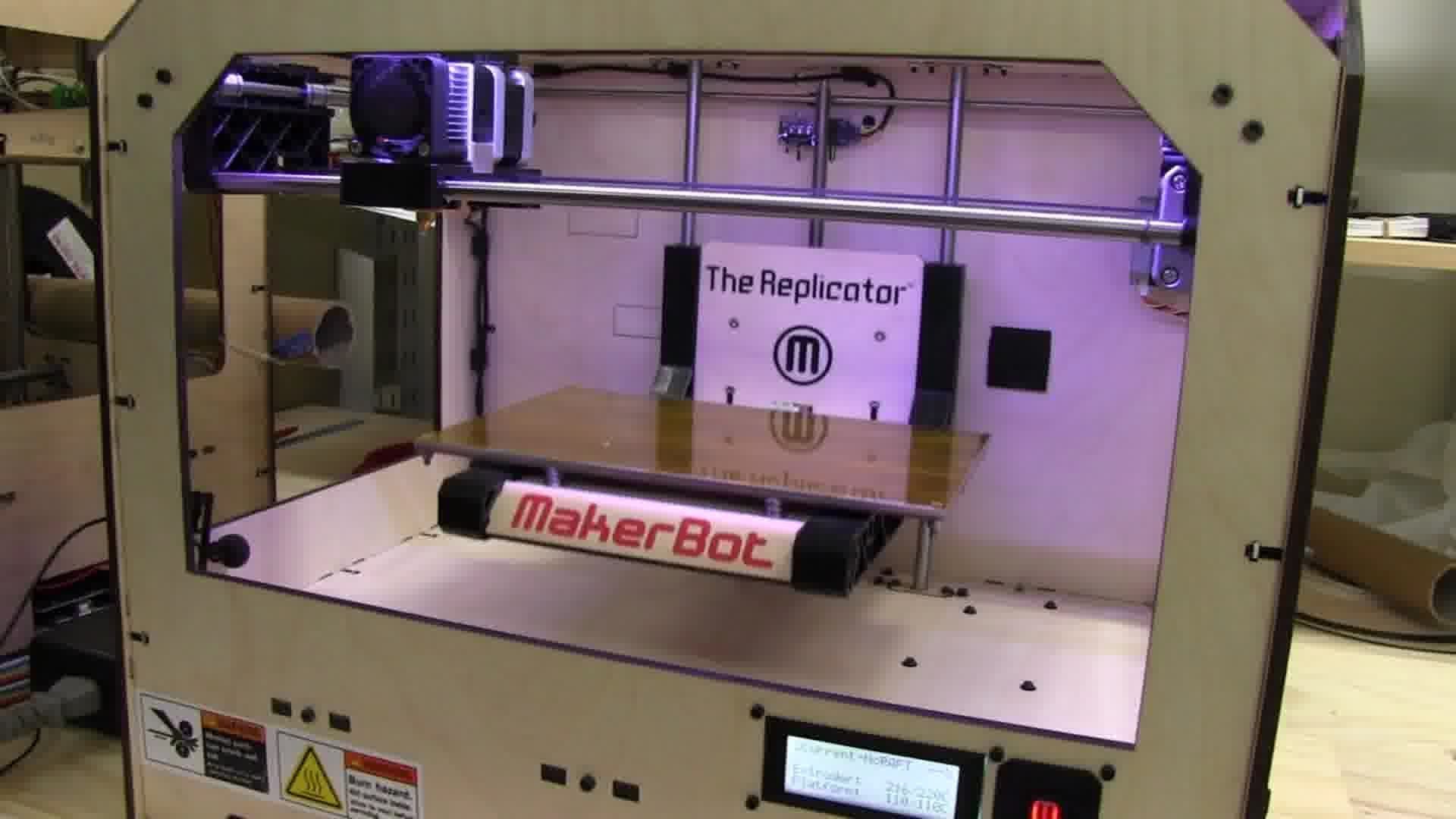 EEVblog #318 – Makerbot Replicator 3D Printer Unboxing & Review
