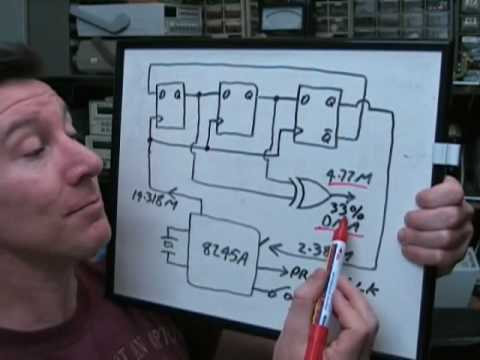 EEVblog #32 – Tandy 1000 Retro Computer time!
