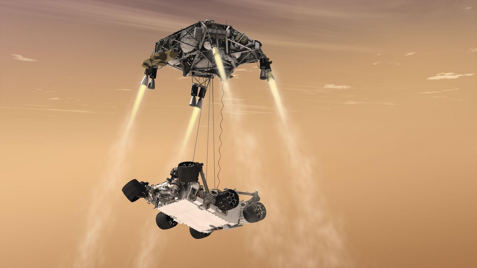 EEVblog #328 – Curiosity Mars Rover Landing