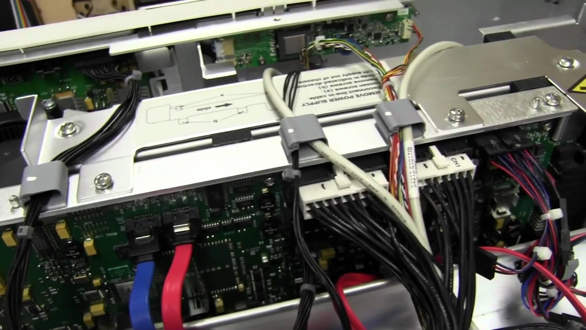 EEVblog #342 – Agilent 90000 Oscilloscope Teardown