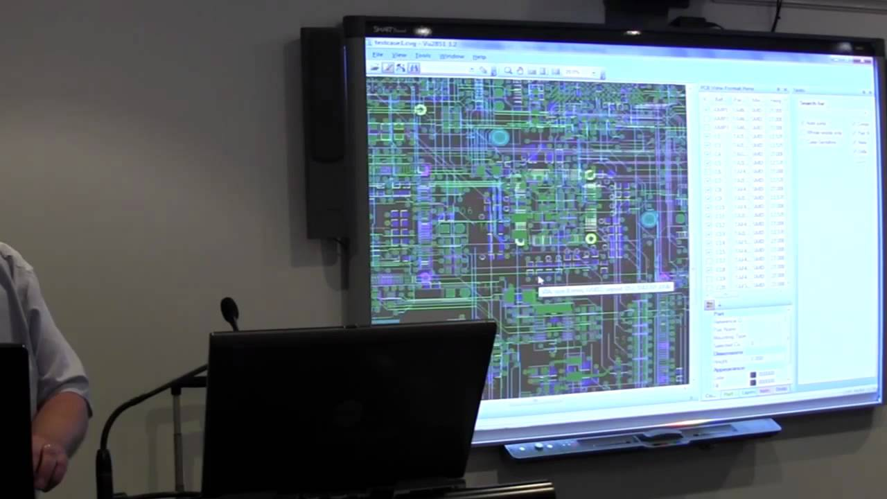 EEVblog #349 – SMCBA Lecture IPC-2581 Open Standards for PCB Design Data