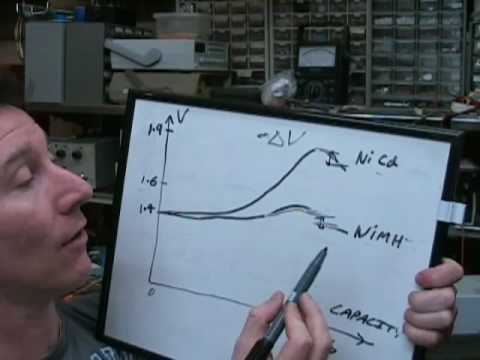 EEVblog #35 2of2 – NiMH and NiCd Battery Charging Tutorial
