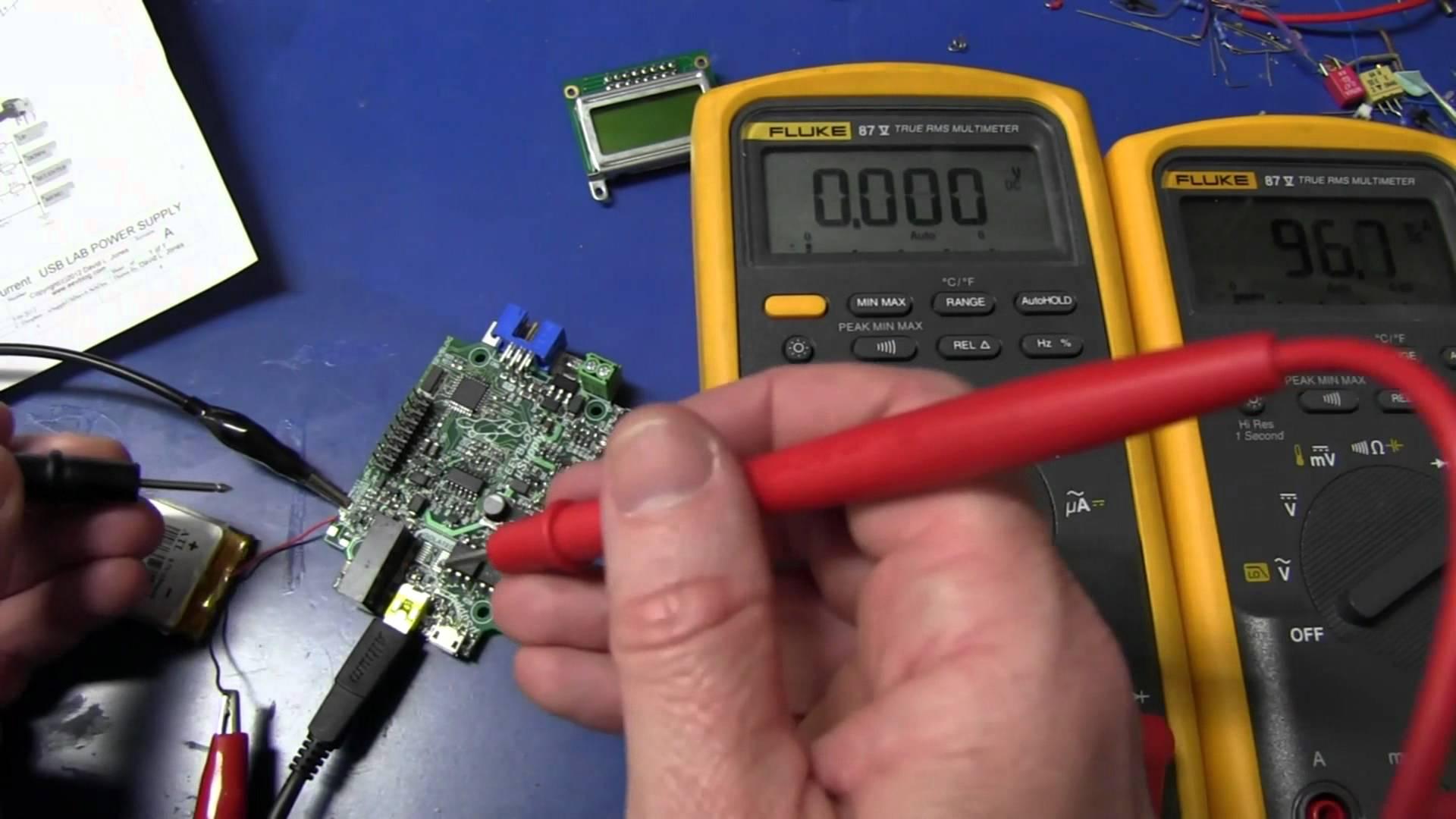 EEVblog #357 – USB Supply Power-up Testing