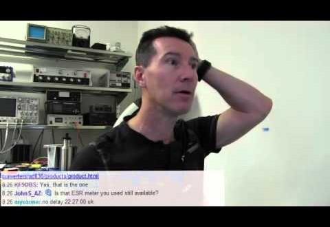 EEVblog #367 – Live Show 8th Oct 2012