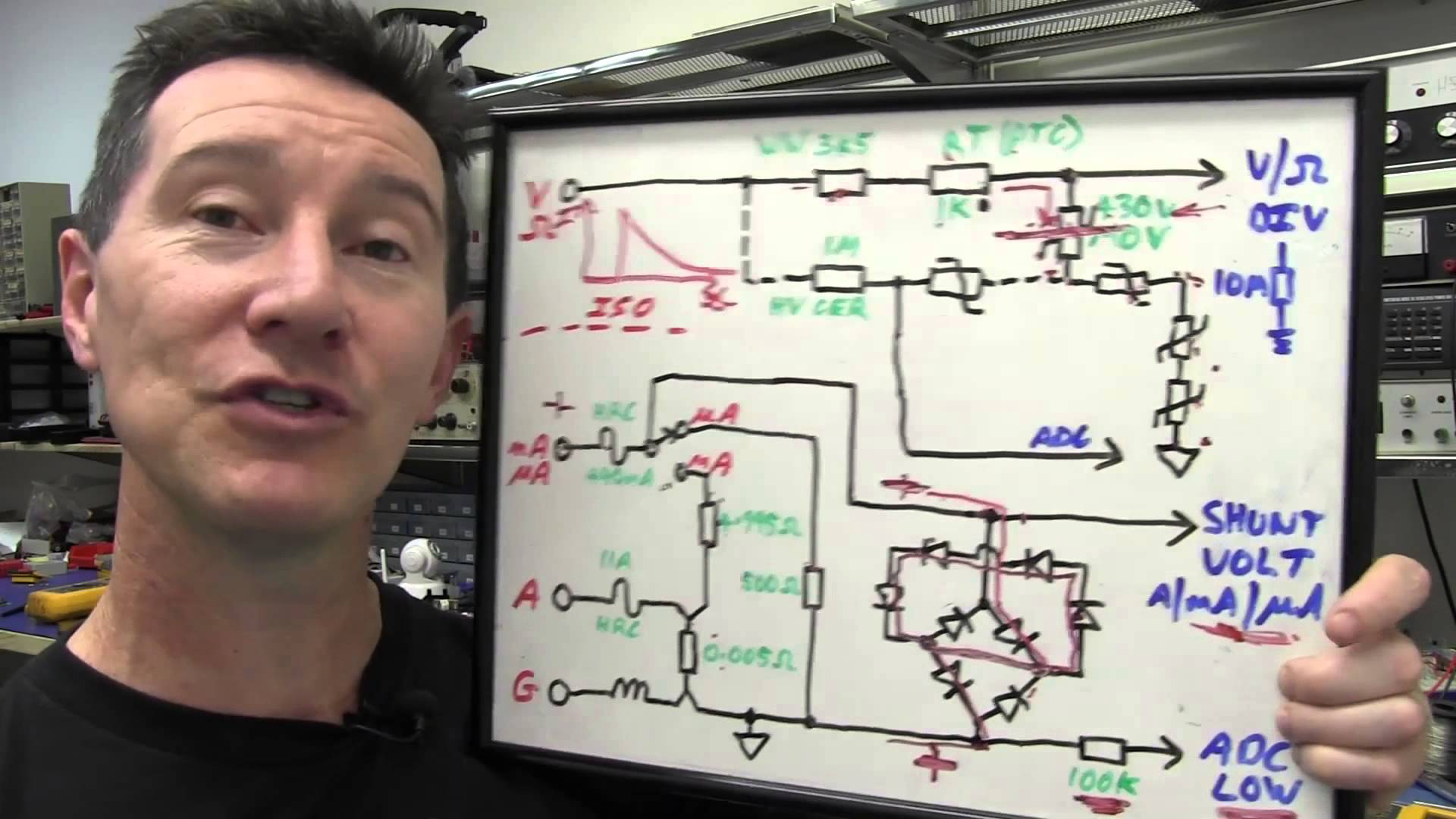 EEVblog #373 – Multimeter Input Protection Tutorial