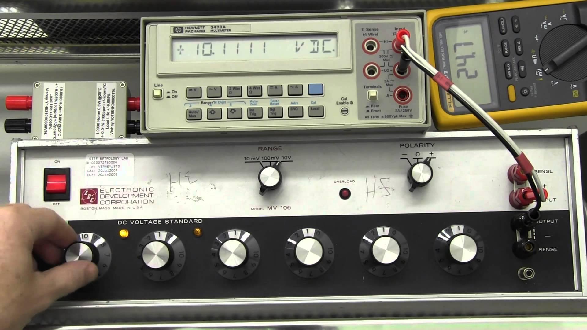 EEVblog #374 – DIY Multimeter Calibration