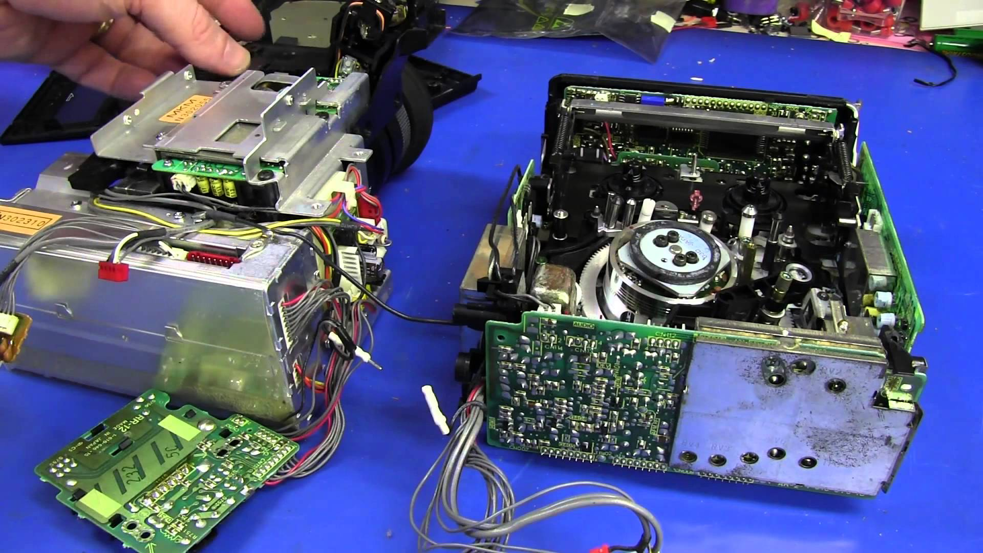 EEVblog #380 – Sony CCD Sensor Teardown