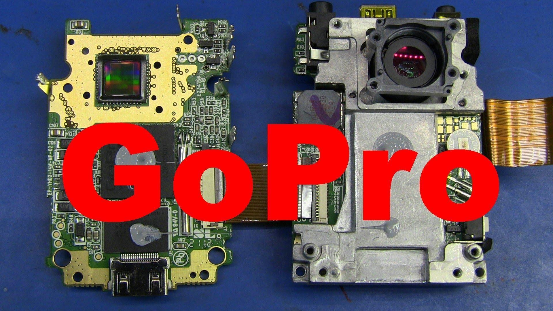 EEVblog #399 – GoPro Hero 2 Teardown