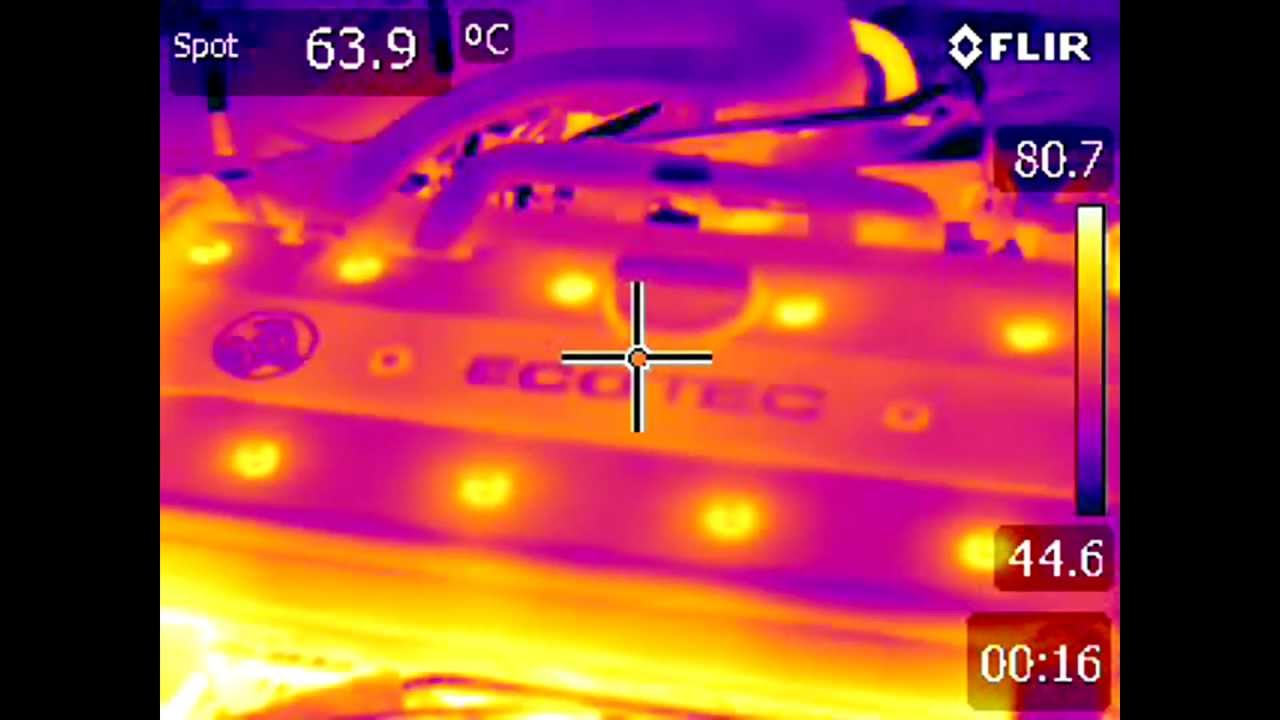 EEVblog #402 – Flir E60 IR Thermal Camera
