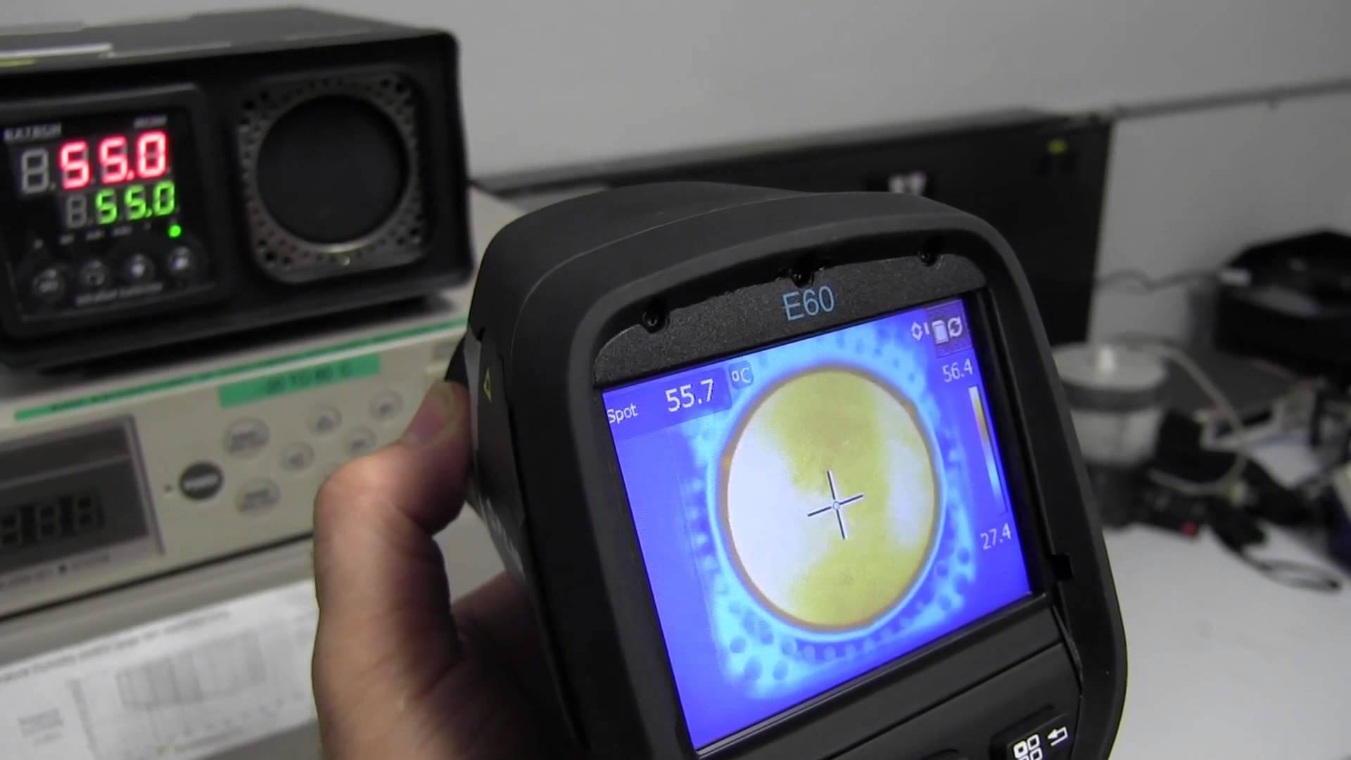 EEVblog #403 – IR Thermometer Calibration Testing
